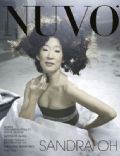 Sandra Oh on the cover of Nuvo (United States) - March 2008