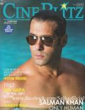 Salman Khan on the cover of Cineblitz (India) - November 2011