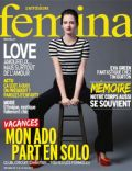 Femina Magazine [France] (7 May 2012)