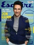 Jon Hamm on the cover of Esquire (United Kingdom) - May 2012
