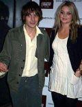 Paolo Nutini and Teri Borgan