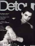 Julia Ormond on the cover of Detour (United States) - June 1995