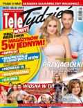 Filip Bobek, Malgorzata Socha on the cover of Tele Tydzie (Poland) - February 2014