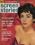 Elizabeth Taylor on the cover of Screen Stories (United States) - July 1961
