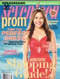 Amanda Bynes on the cover of Seventeen Prom (United States) - December 2005