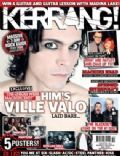 Kerrang Magazine [United Kingdom] (3 October 2010)