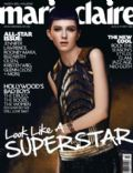 on the cover of Marie Claire (Malaysia) - March 2012