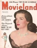 Jane Russell on the cover of Movieland (United States) - May 1952