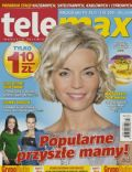 Anna Mucha, Katarzyna Glinka, Malgorzata Foremniak on the cover of Tele Max (Poland) - October 2011