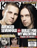 Kerrang Magazine [United Kingdom] (5 April 2008)