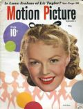 June Haver on the cover of Motion Picture (United States) - May 1950