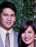 Jolina Magdangal and Mark Escueta