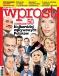 Donald Tusk, Ewa Chodakowska, Monika Olejnik on the cover of Wprost (Poland) - November 2013