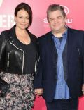 Patton Oswalt and Meredith Salenger