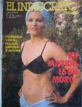 El Indiscreto Magazine [Spain] (9 August 1975)