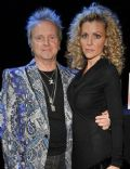 Joey Kramer and Linda Pappan