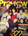 Preview Magazine [Philippines] (January 2001)