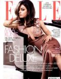 Mila Kunis on the cover of Elle (Czech Republic) - September 2012