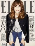 Alexa Chung on the cover of Elle (Indonesia) - January 2013