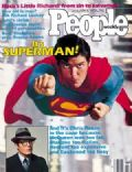 Christopher Reeve on the cover of People (United States) - January 1979