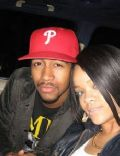 Rihanna Fenty and Omarion Grandberry