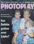 Debbie Reynolds on the cover of Photoplay (United States) - November 1959