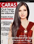 Caras Magazine [Colombia] (5 March 2011)