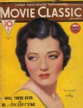 Sylvia Sidney on the cover of Movie Classic (United States) - December 1933