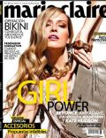 Petra Nemcova on the cover of Marie Claire (Mexico) - May 2013