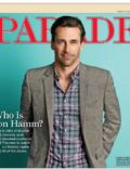 Jon Hamm on the cover of Parade (United States) - August 2010