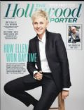 Ellen DeGeneres on the cover of The Hollywood Reporter (United States) - August 2012