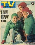 Antonella Lualdi on the cover of TV Sorrisi E Canzoni (Italy) - January 1963