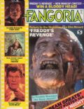 Robert Englund on the cover of Fangoria (United States) - November 1985