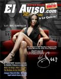 Kate del Castillo on the cover of El Aviso (United States) - March 2011