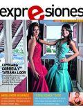 Expresiones Magazine [Ecuador] (29 March 2012)