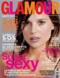 Elena Anaya on the cover of Glamour (Spain) - November 2002