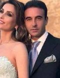 Paloma Cuevas and Enrique Ponce