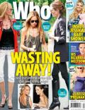 Angelina Jolie, Melanie Griffith, Rachel Zoe on the cover of Who (Australia) - April 2012