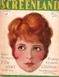 Clara Bow on the cover of Screenland (United States) - December 1926