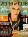 Woman & Home Magazine [United Kingdom] (April 2009)