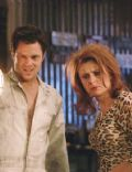 Tracey Ullman and Johnny Knoxville