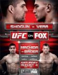 UFC on Fox: Shogun vs. Vera