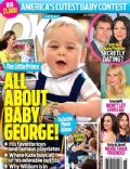 Prince George of Cambridge on the cover of Ok (United States) - May 2014