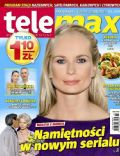 Magdalena Cielecka on the cover of Tele Max (Poland) - August 2012