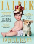 on the cover of Tatler (United Kingdom) - June 2013