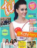 Katy Perry on the cover of Tu (Ecuador) - February 2014