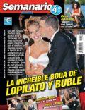 Semanario Magazine [Argentina] (6 April 2011)