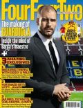 Josep Guardiola on the cover of Four Four Two (United Kingdom) - August 2011