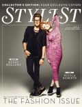 Henry Holland (fashion designer), Nicola Roberts on the cover of Stylist Magazine (United Kingdom) - September 2010