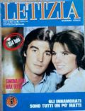 Max Delys, Simona Pelei on the cover of Letizia (Italy) - July 1979